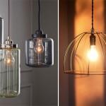 Consigue una iluminación industrial y vintage