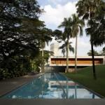 Casa Grecia, un oasis en el centro de Sao Paulo