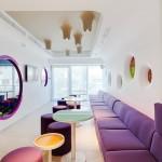 Un restaurante de diseño para ir con niños