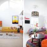 Cómo combinar colores en la decoración