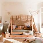 Una habitación para pequeños exploradores