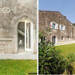 Reforma de una villa en Italia