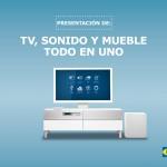 UPPLEVA , la solución de Mobiliario y Multimedia de IKEA