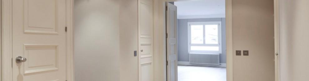 Proyecto de reforma práctica de una vivienda en Madrid