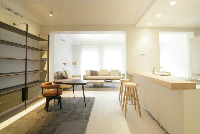 decoracion moderna y minimalista diseno madrid 1